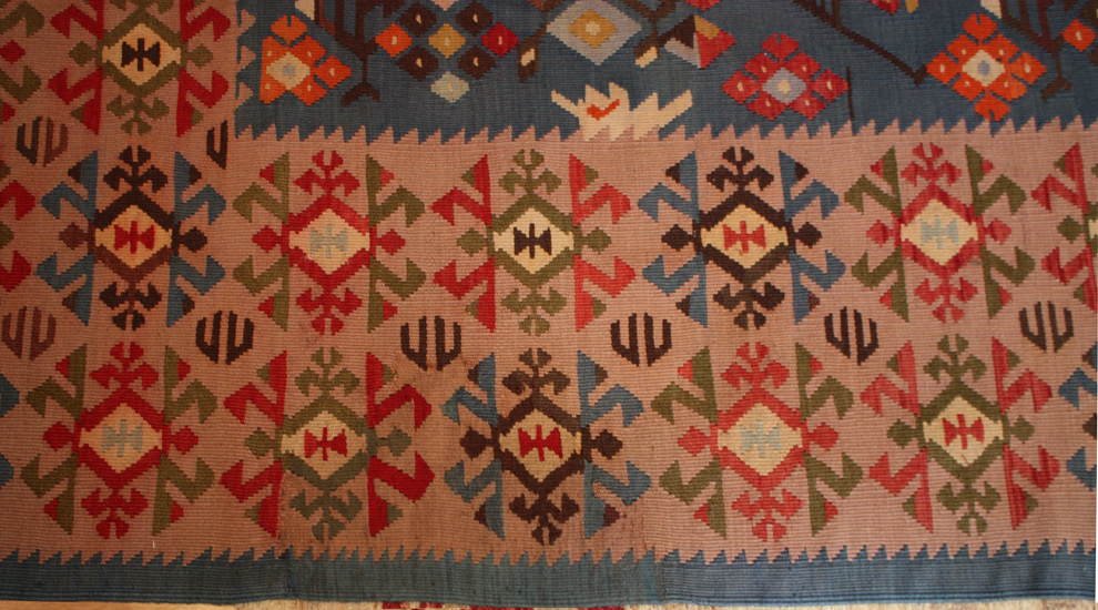 Turkish Kilim Repair