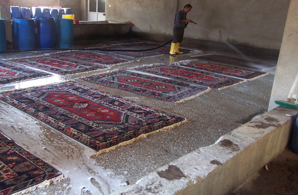 Rugs Cleaning