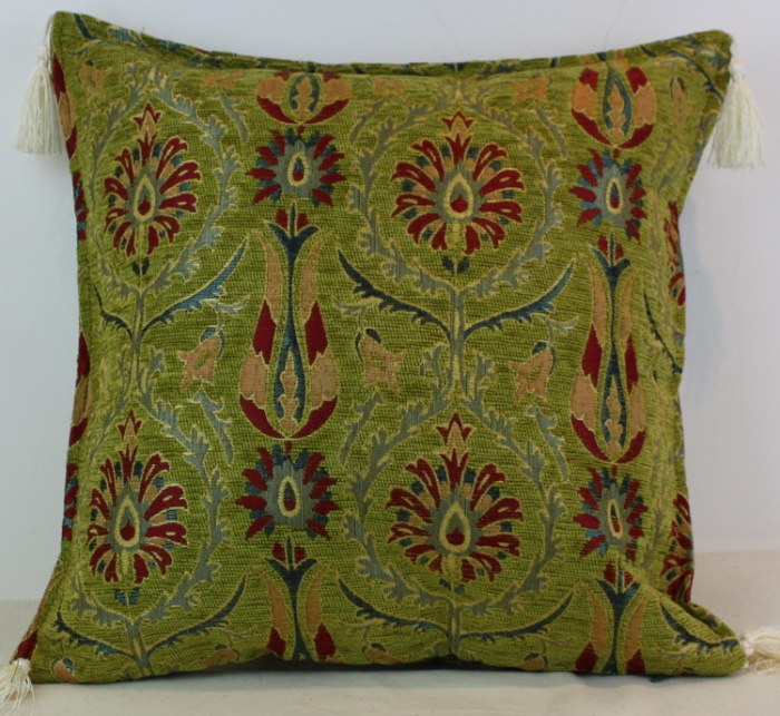 Fabric For Throw Pillow Covers : Decorative Fabric Pillow Cushion Covers - 8943