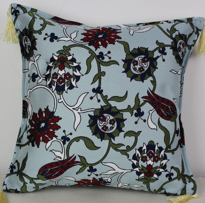 Fabric For Throw Pillow Covers : Decorative Fabric Pillow Cushion Covers - 8939