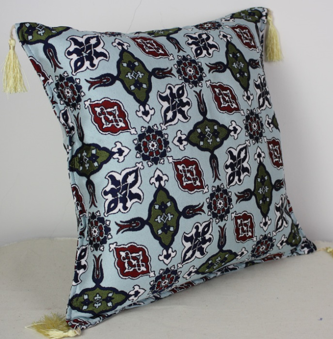 Fabric For Throw Pillow Covers : Decorative Fabric Pillow Cushion Covers - 8941