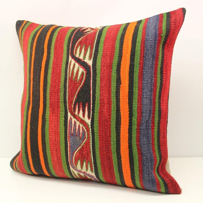 Beautiful Traditional Oriental Kilim Cushion Cover