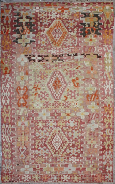 R6628 Anatolian Antique Kilim