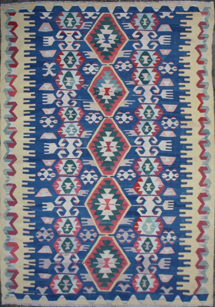 R5517 Anatolian Kilim