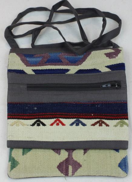 Anatolian Kilim Handbag H95