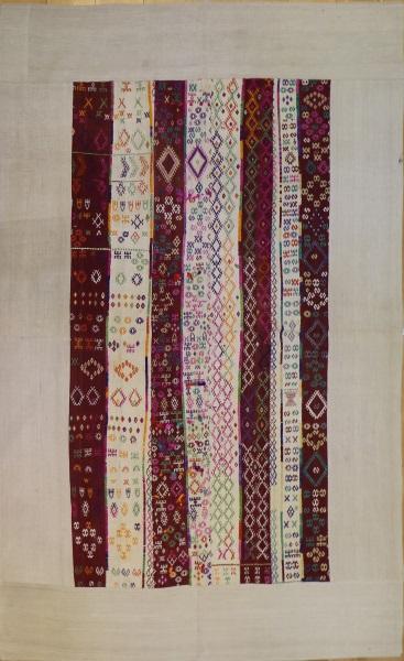 R2301 Anatolian Kilim Patchwork