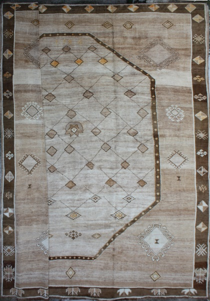 R4466 Antique Bakhshaish Carpet