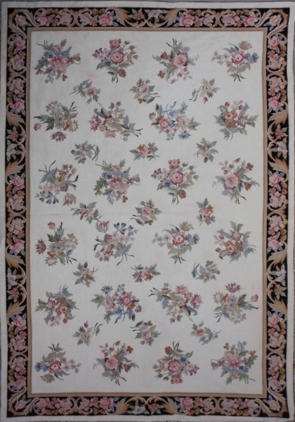 R6458 French Needle Point Rug