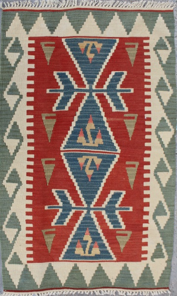 R6193 Kayseri Kilim