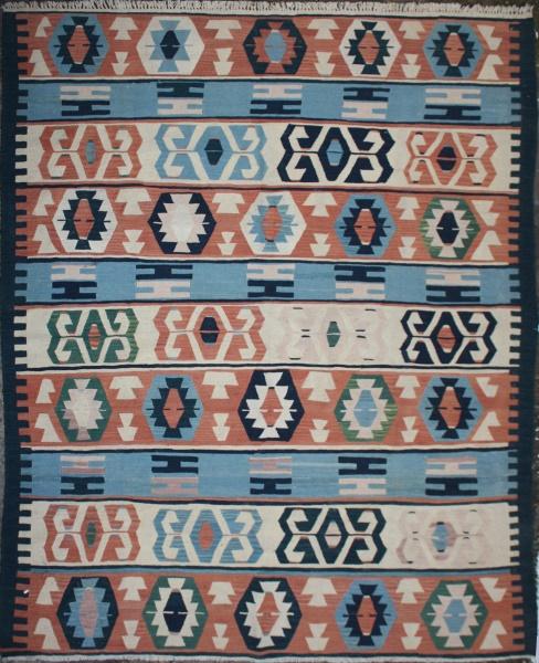 R5507 New Anatolian Kilim Rug