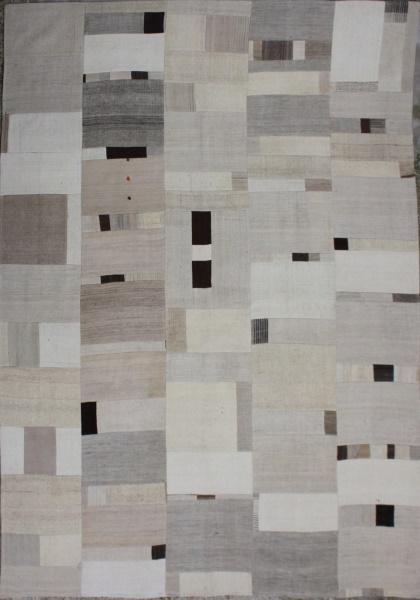 R5412 Anatolian Kilim Patchwork