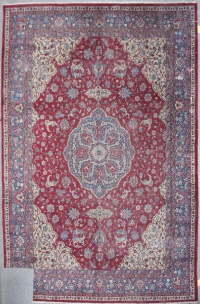 R5335 Large Persian Tabriz Carpet