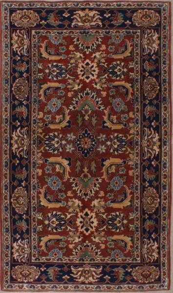 R3303 Old Turkish Ushak Carpet