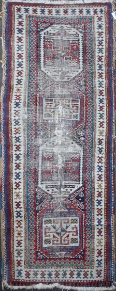 R1247 oriental rug runners