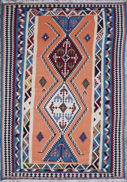 R1008 Persian New Kilim Rug