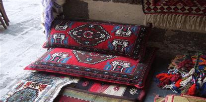 Floor Kilim Cushions Turkish Kilim Floor Cushion