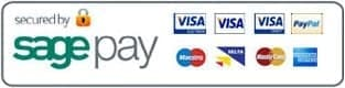 Sage Pay badge icon