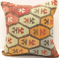 M1089 Afghan Kilim Cushion Cover