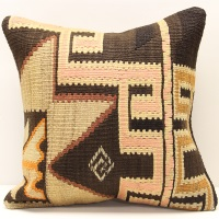 M1130 Anatolian Kilim Cushion Cover