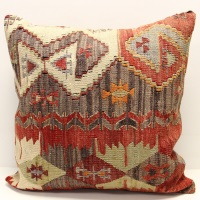 XL350 Anatolian Kilim Cushion Cover