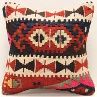 S358 Anatolian Kilim Cushion Cover