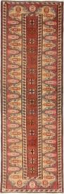 R1433 Antique Oriental Carpet Runner