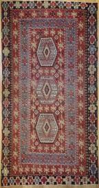 R7664 Hand Woven Turkish Esme Kilim Rugs