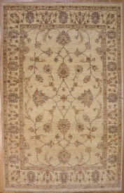 R7256 Handmade Ziegler Persian Rugs