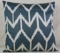 i34 Ikat cushion cover