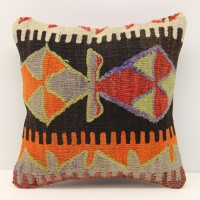 Kilim Pillow Cover S214