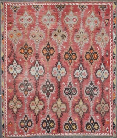R5844 Large Over Size Kilim Rug