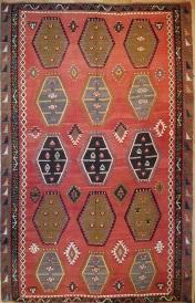 R7675 Large Turkish Kilim Rug