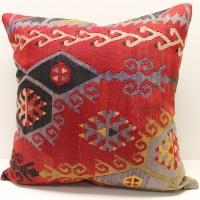 XL351 Large Vintage Kilim Pillow Covers
