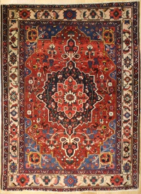 R8610 Persian Decorative Handmade Carpets