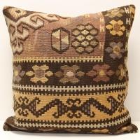 L410 Persian Kilim Cushion Cover
