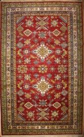 R8307 Gorgeous Caucasian Kazak Carpets