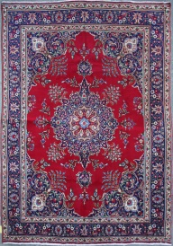 R4818 Fine Persian Tabriz Carpet