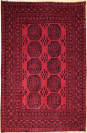 R5764 Traditional Afghan Carpet