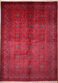 R8445 Traditional Handmade Persian Rug