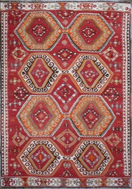 R5446 Turkish Kilim