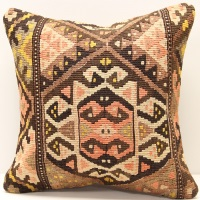 M147 Turkish Kilim Cushion Cover