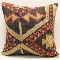 L698 Turkish Kilim Cushion Cover