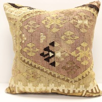 L716 Turkish Kilim Cushion Cover