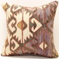 M198 Turkish Kilim Cushion Covers