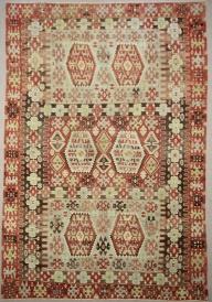Vintage Anatolian Esme Kilim Rug R7662