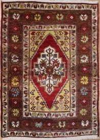R4922 Vintage Avanos Turkish Rug