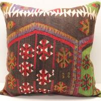 XL476 Vintage Kilim Cushion Covers