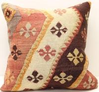 L650 Vintage Kilim Pillow Cover