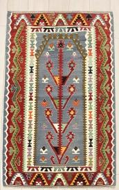 R8228 Vintage Turkish Kilim Rugs