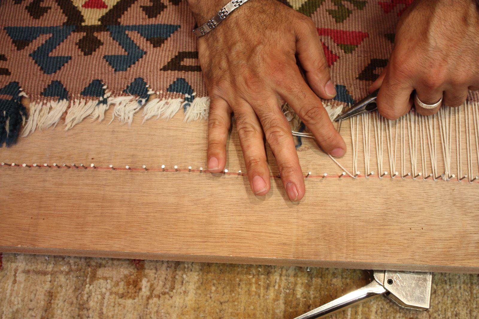 Rug Fringe Repairs
